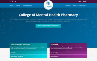 College of Mental Health Pharmacy